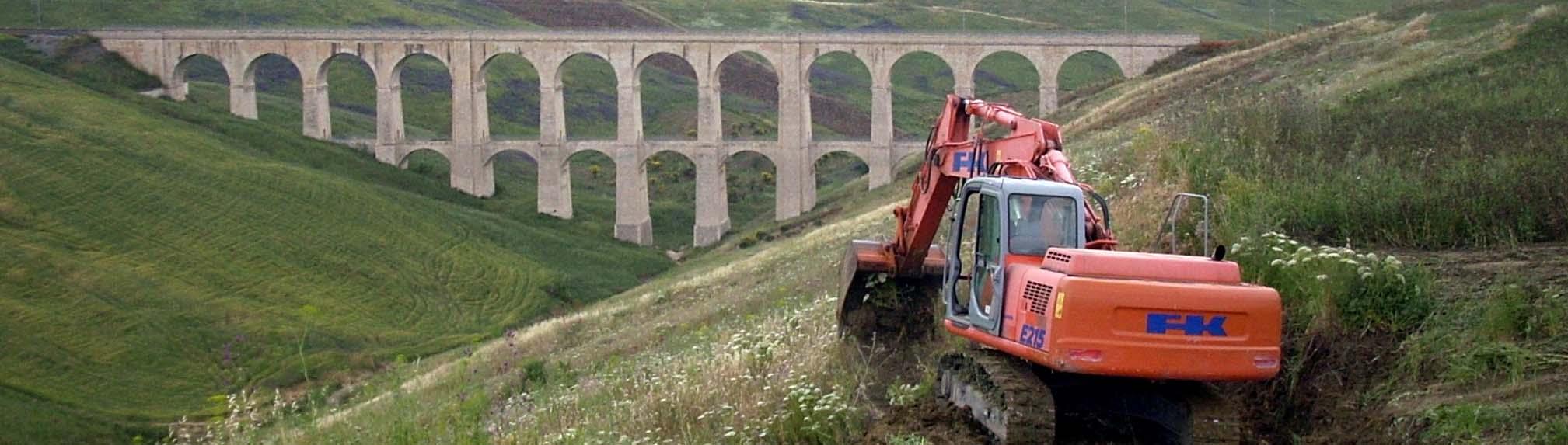 scavo-ponte